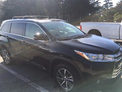 2018 Toyota Highlander lease in San Francisco,CA - Swapalease.com