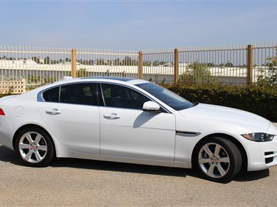 2017 Jaguar XE lease in SANTA MONICA,CA - Swapalease.com