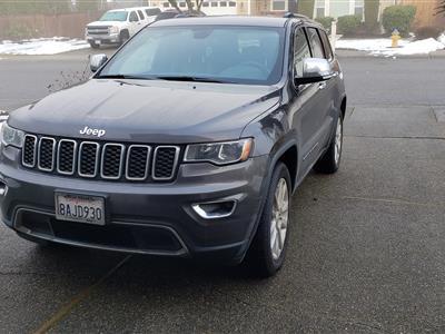 2017 Jeep Grand Cherokee lease in Everett,WA - Swapalease.com