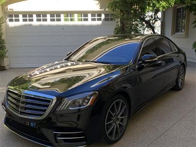 2018 Mercedes-Benz S-Class lease in Studio City,CA - Swapalease.com