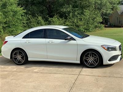 2018 Mercedes-Benz CLA Coupe lease in Simpsonville ,SC - Swapalease.com