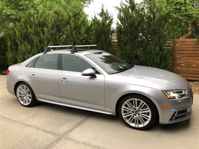 2017 Audi A4 lease in Denver,CO - Swapalease.com