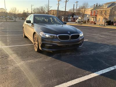 2018 BMW 5 Series lease in Conshohocken,PA - Swapalease.com