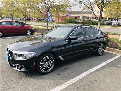 2017 BMW 5 Series lease in Arlington,VA - Swapalease.com