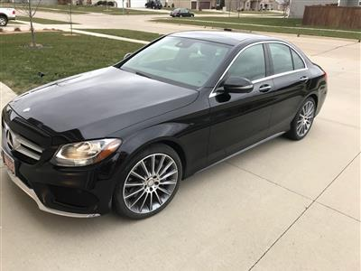 2017 Mercedes-Benz C-Class lease in Grimes,IA - Swapalease.com