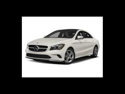 2018 Mercedes-Benz CLA Coupe lease in Dallas,TX - Swapalease.com