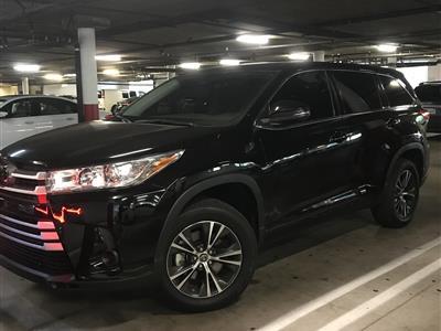 2018 Toyota Highlander lease in Van Nuys,CA - Swapalease.com