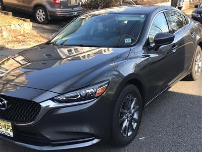 2018 Mazda MAZDA6 lease in North Arlington,NJ - Swapalease.com
