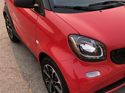 2017 smart fortwo electric drive lease in San Franciso,CA - Swapalease.com