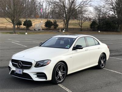 2017 Mercedes-Benz E-Class lease in Washington,DC - Swapalease.com