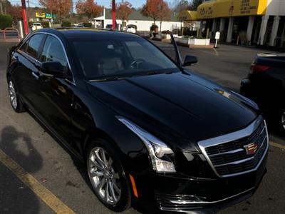 2017 Cadillac ATS lease in Durham,NC - Swapalease.com