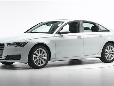 2017 Audi A6 lease in Bernardsville,NJ - Swapalease.com