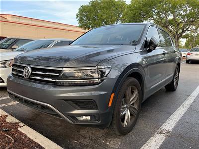 2018 Volkswagen Tiguan lease in Miami,FL - Swapalease.com