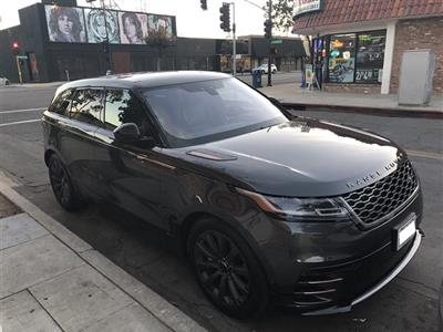 2018 Land Rover Velar lease in Burbank,CA - Swapalease.com
