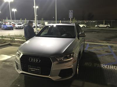 2017 Audi Q3 lease in Chino Hills,CA - Swapalease.com
