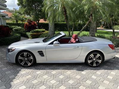 2017 Mercedes-Benz SL Roadster lease in Plantation,FL - Swapalease.com