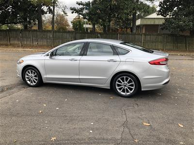2017 Ford Fusion lease in Nashville,TN - Swapalease.com