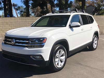 2018 Volkswagen Atlas lease in Huntington Beach,CA - Swapalease.com