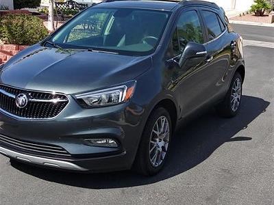 2018 Buick Encore lease in Las Vegas,NV - Swapalease.com