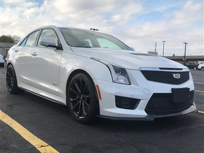 2018 Cadillac ATS-V lease in Aurora,OH - Swapalease.com