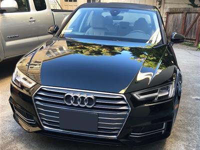 2018 Audi A4 lease in San Francisco,CA - Swapalease.com