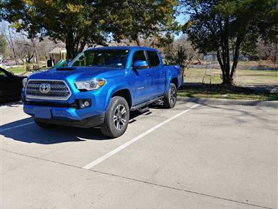 2017 Toyota Tacoma lease in Rowlett,TX - Swapalease.com