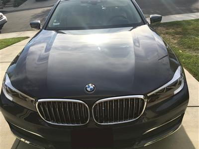 2018 BMW 7 Series lease in MOOREPARK,CA - Swapalease.com