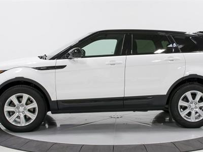 2017 Land Rover Range Rover Evoque lease in Bantam,CT - Swapalease.com