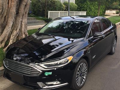 2017 Ford Fusion Energi lease in Manhattan Beach,CA - Swapalease.com