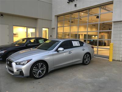 2018 Infiniti Q50 lease in Arlington,VA - Swapalease.com