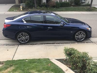 2017 Infiniti Q50 lease in Folsom,CA - Swapalease.com