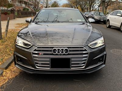 2018 Audi S5 Sportback lease in Brooklyn,NY - Swapalease.com