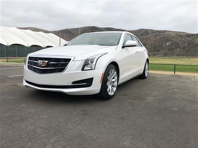 2018 Cadillac ATS lease in Oceanside,CA - Swapalease.com