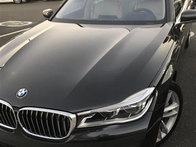 2016 BMW 7 Series lease in Aliso Viejo,CA - Swapalease.com