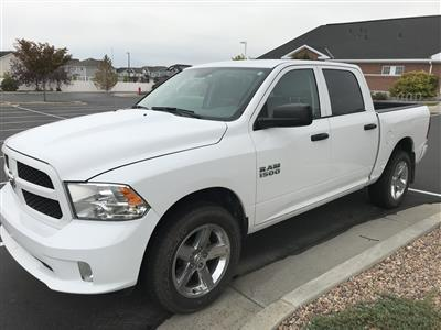 2017 Ram 1500 lease in West Jordan,UT - Swapalease.com