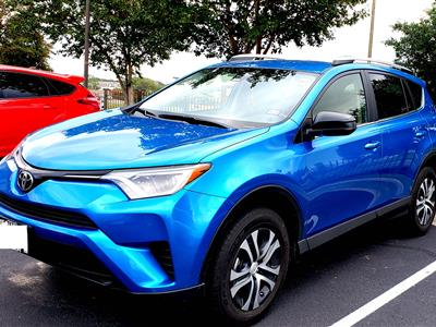 2017 Toyota RAV4 lease in Pflugerville,TX - Swapalease.com
