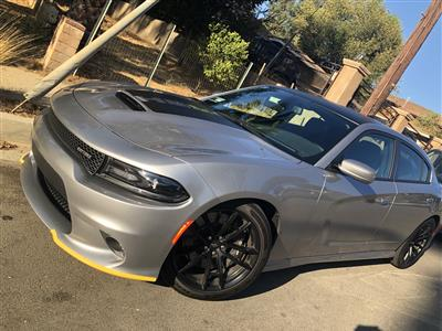 2018 Dodge Charger lease in Shadow Hills,CA - Swapalease.com