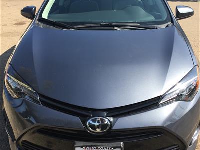 2017 Toyota Corolla lease in Long Beach,CA - Swapalease.com