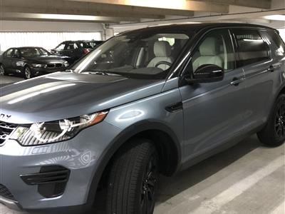 2018 Land Rover Discovery Sport lease in Miami Beach ,FL - Swapalease.com