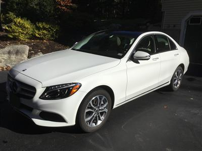 2017 Mercedes-Benz C-Class lease in Candia,NH - Swapalease.com
