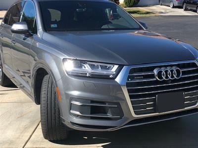 2017 Audi Q7 lease in Palmdale,CA - Swapalease.com