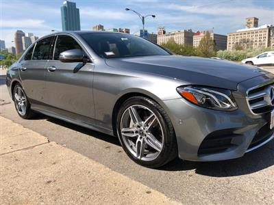 2018 Mercedes-Benz E-Class lease in Chicago,IL - Swapalease.com