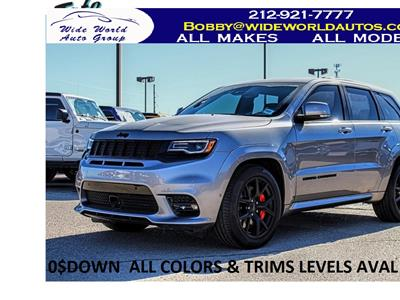2019 Jeep Grand Cherokee SRT lease in New York,NY - Swapalease.com