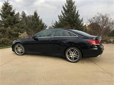 2016 Mercedes-Benz E-Class lease in West Des Moines,IA - Swapalease.com