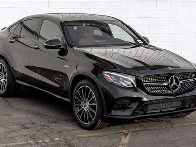 2017 Mercedes-Benz GLC-Class Coupe lease in Malibu,CA - Swapalease.com