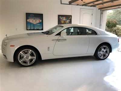 2016 Rolls-Royce Wraith lease in Fairfield,CA - Swapalease.com