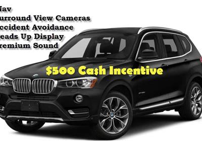 2017 BMW X3 lease in Chicago,IL - Swapalease.com