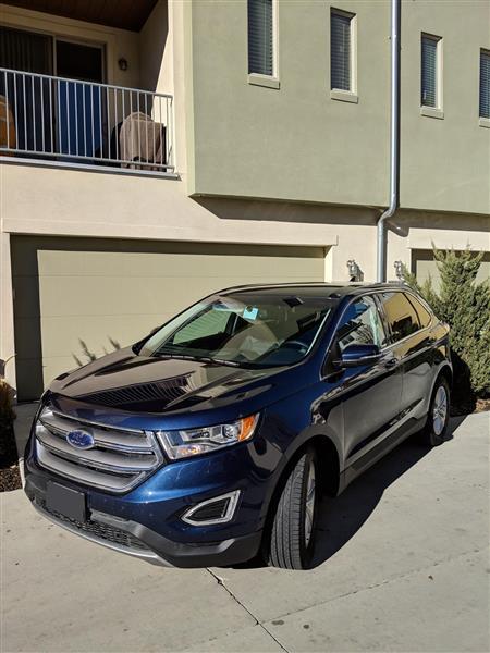 Ford Edge Lease Transfer In S Jordan Ut