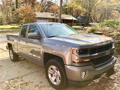 2017 Chevrolet Silverado 1500 lease in Akron,OH - Swapalease.com