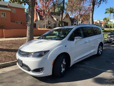 2018 Chrysler Pacifica lease in Santa Monica,CA - Swapalease.com